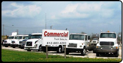 Commercial Truck Sales >> Commercial Truck Sales Inc